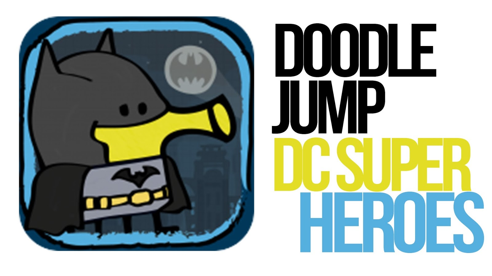 Doodle Jump Dc New Superhero In The Town Windows Hive
