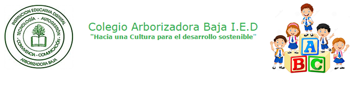 Ambientes de Aprendizaje Virtuales. Eliana Díaz Cardozo.  Arborizadora Baja