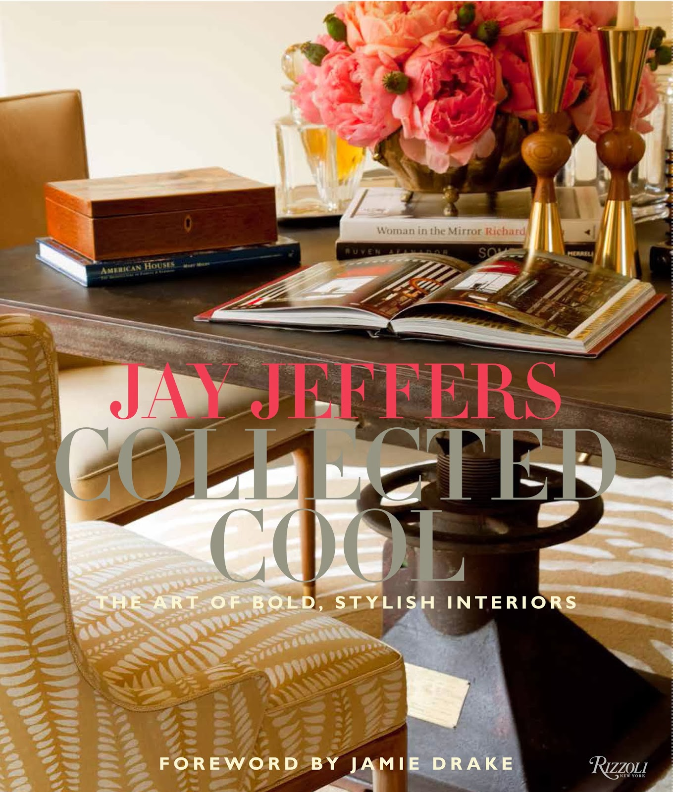 The Arts by Karena Collected Cool by Interior Designer Jay Jeffers