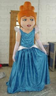 Badut Cinderella
