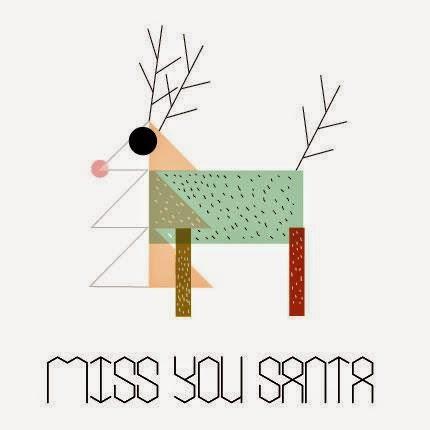miss you santa -bologna - mercatino - natale