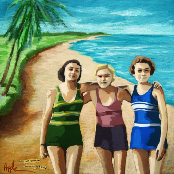 http://www.applearts.com/content/forever-friends-women-beach