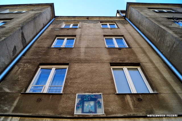 Warszawa Warsaw kamienica Ochota