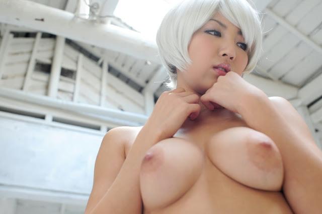 Kazuki+Asou+(9) Foto Perawan Jepang Bugil Toket Kenceng Puting Merah