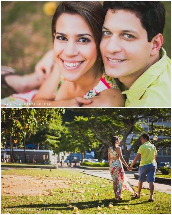 sessão de fotos antes do casamento