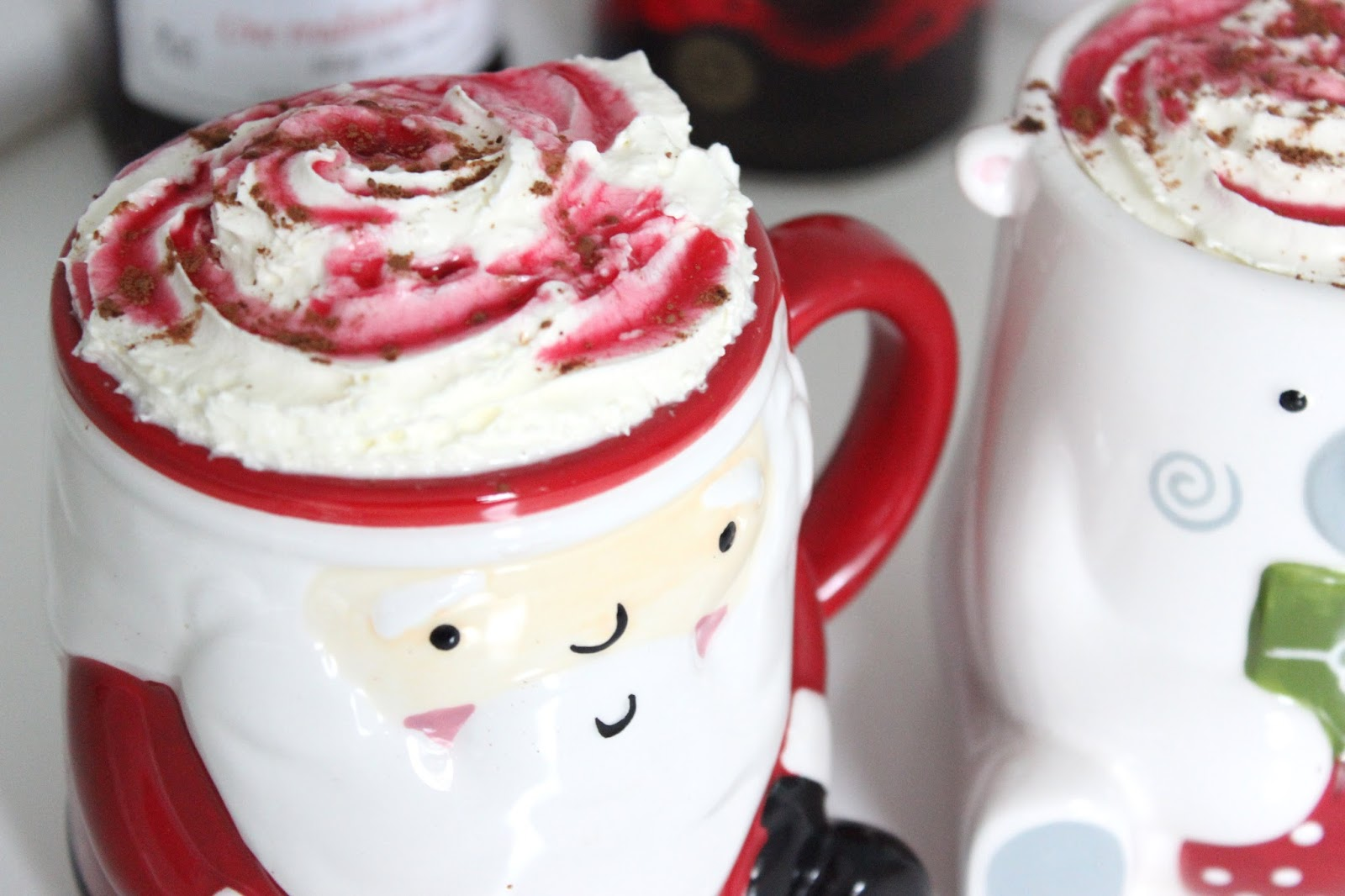 Black Forest Hot Chocolate Recipe