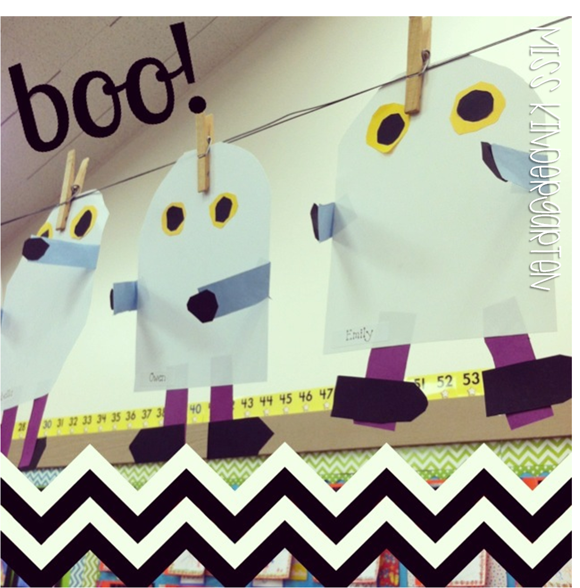 five for friday - Halloween Crafts For The Classroom