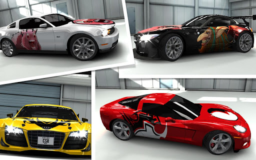 CSR Racing Mod (Unlimited Money) v1.1.5 APK