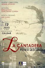 LA CANTADERA EN GALDAR