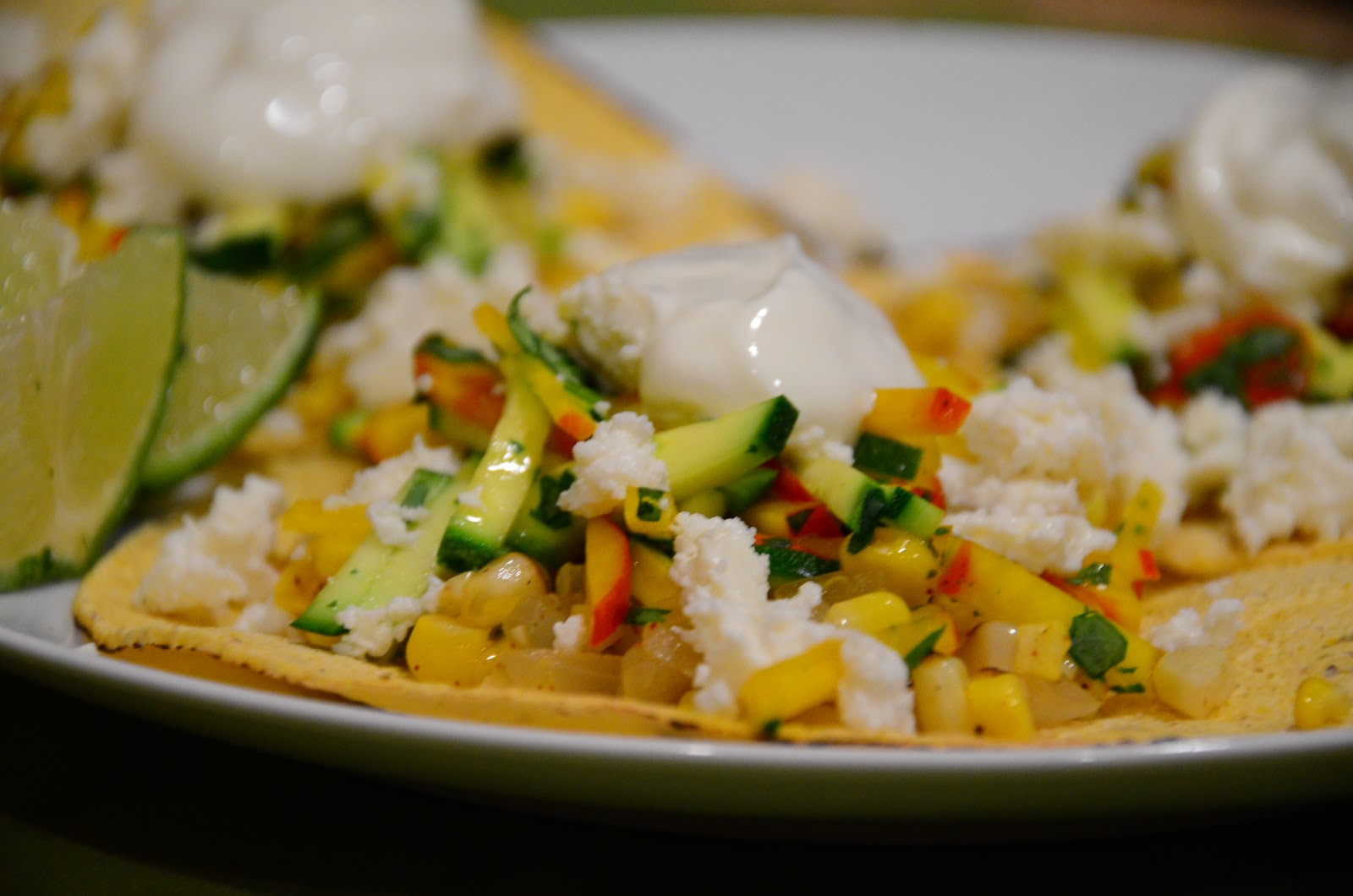"""Are these tacos a good """"game snack""""? Not really. But they have corn..."""