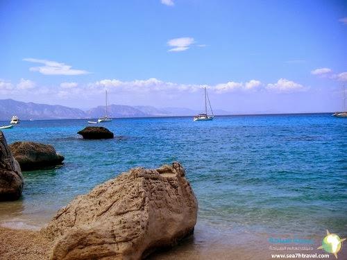 جزيرة سردينا السياحية الرائعة