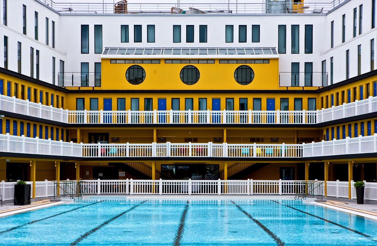 Alexandra proa o 3d green pear diaries hotel for Molitor hotel paris