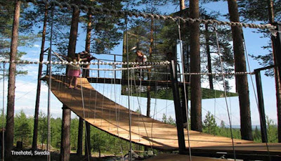 Treehotel, Swedia