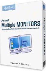 Free Download Actual Multiple Monitors 5.0.3 with Crack Full Version