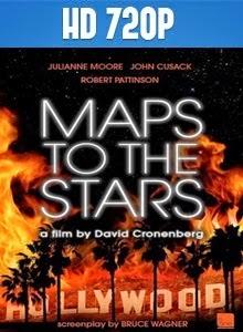 Maps to the Stars 720p Subtitulada 2014