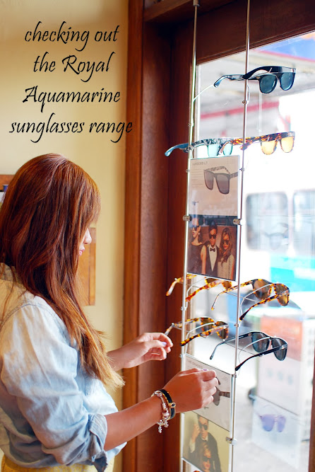 Kelp Hairdressing Bondi Beach Royal Aquamarine