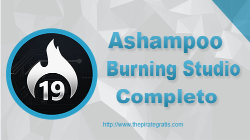 Download Ashampoo Burning Studio 19 Completo via Torrent