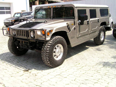 hummer h1-tuning - extreme cars