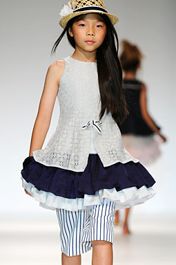 Girls Clothing Spring-Summer 2011 Barcarola