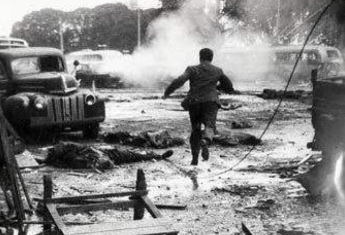 1955: BOMBARDEO A PLAZA DE MAYO