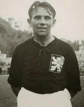 Oldrich Nejedly. Pichichi Italia 34