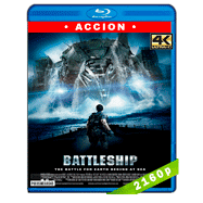 Battleship: Batalla naval (2012) 4K Audio Dual Latino-Ingles