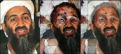 Mayat janzah Osama Bin Laden