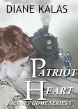 PATRIOT HEART - An Inspirational Historical Romance Set in the West