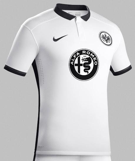 Nike eintracht frankfurt 15 16 trikots ver 246 ffentlicht nur fussball