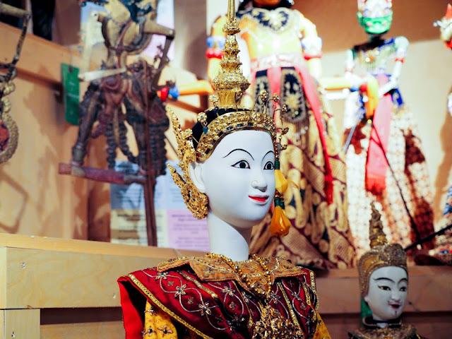 Marionetas de Tailandia, TOPIC de Tolosa