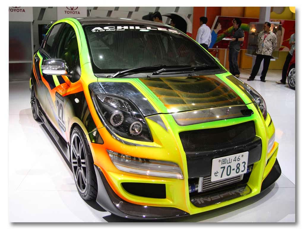 Modifikasi Mobil Toyota Yaris Terbaru