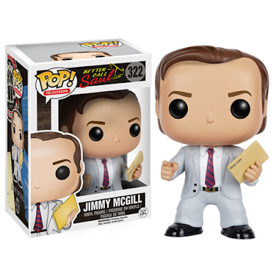 Better Call Saul Jimmy McGill Pop! Television Vinyl Figure by Funko