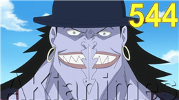 One Piece Episodio 544 Português