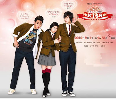 Sinopsis Playful Kiss / Naughty Kiss Drama Korea