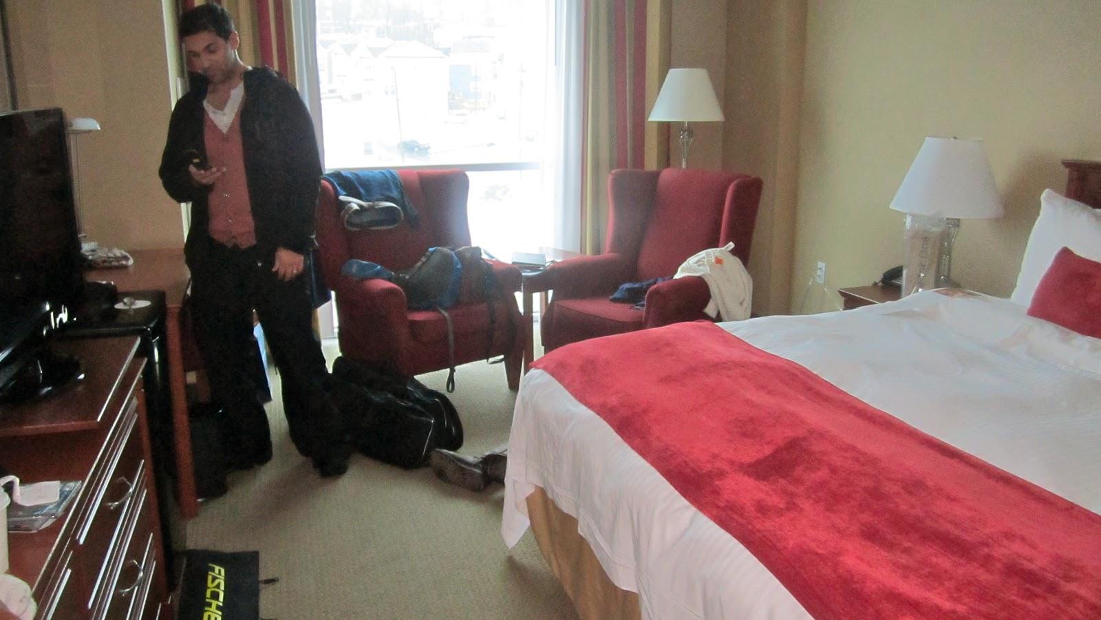 Hotel Review Delta St John S Nl