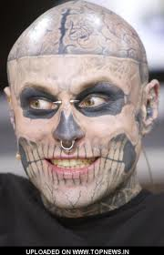 Zombie Boy L Art Du Tatouage Histoire De L Art Audrey