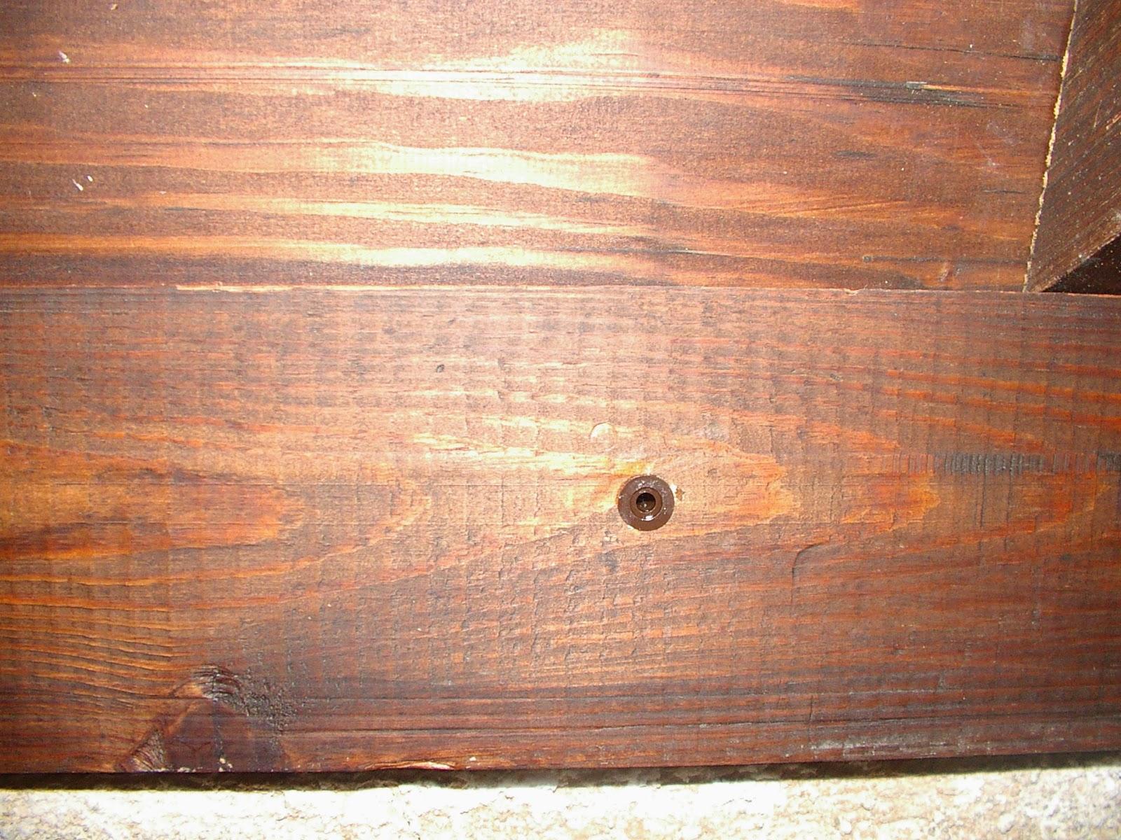 Arte de cuidar la madera tratamiento contra la carcoma - Tratamientos para la madera ...