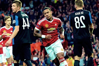 Prediksi Brugge FC vs Man United, Streaming Bein Sports 1 UCL 27-08-2015