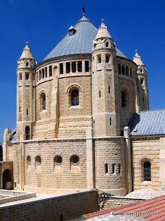 Dormition Abbey, Hagia Maria Sion Abbey, Israel, Travel, Attractions, Christian Holy Places