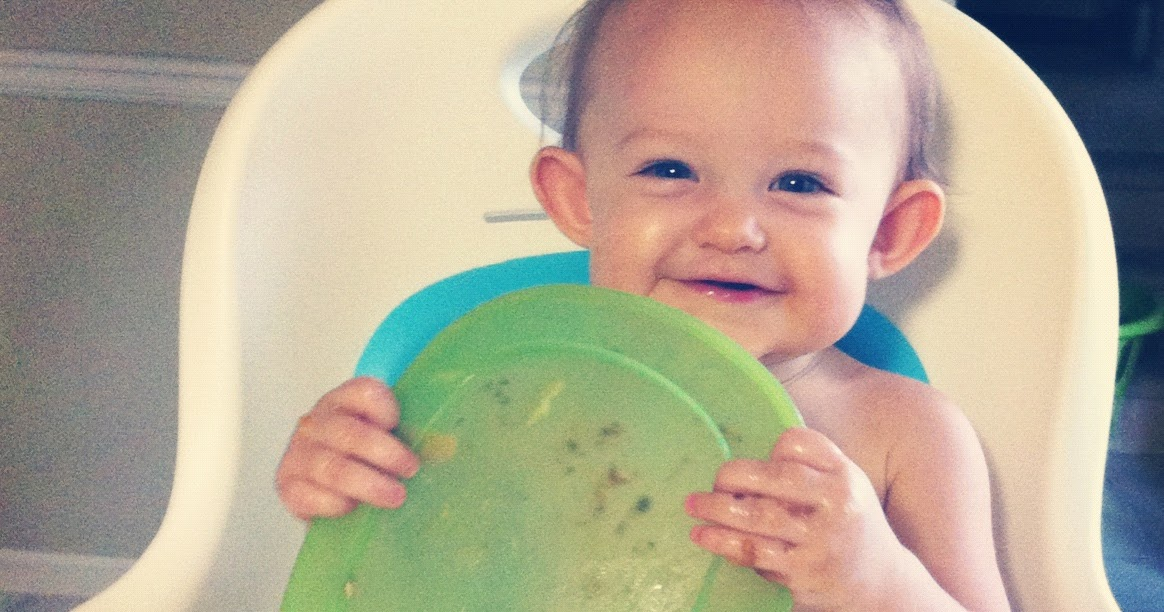 How Sweet It Is: Baby food revisited: beyond puréed