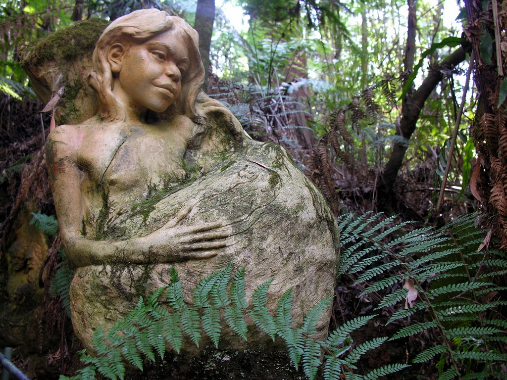 William Ricketts Sanctuary Dandenongs