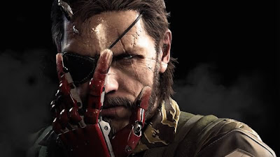 Metal Gear Solid 5 The Phantom Pain companion app