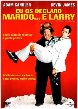 18 Eu os Declaro Marido e Larry   DVDrip   Dual Áudio