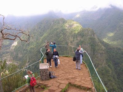 Mirador de la Levada das Balçoes, Madeira, Portugal, La vuelta al mundo de Asun y Ricardo, round the world, mundoporlibre.com