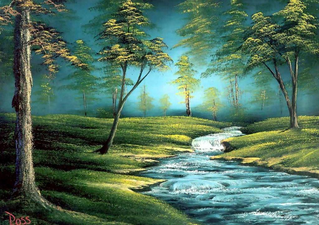 cuadros de paisajes pintura al oleo paisajes pintados al oleo