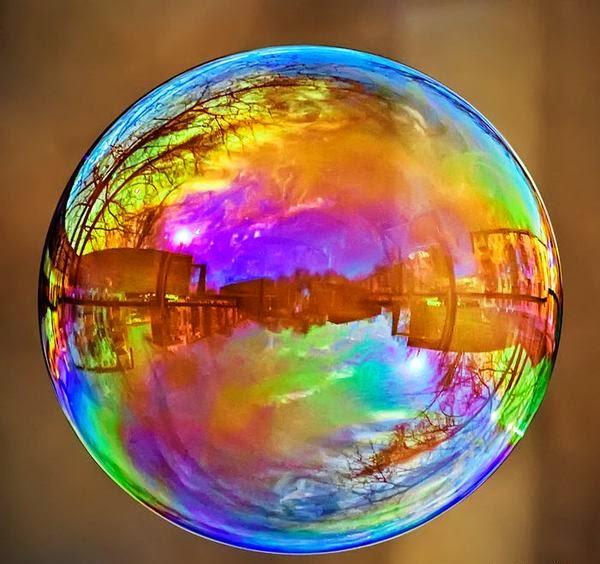 мыльный пузырь лучшее фото