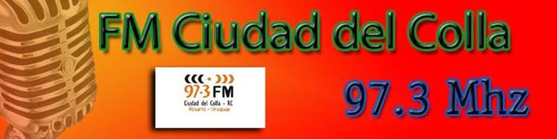 FM 97.3  Ciudad del Colla  - Rosario - Uruguay