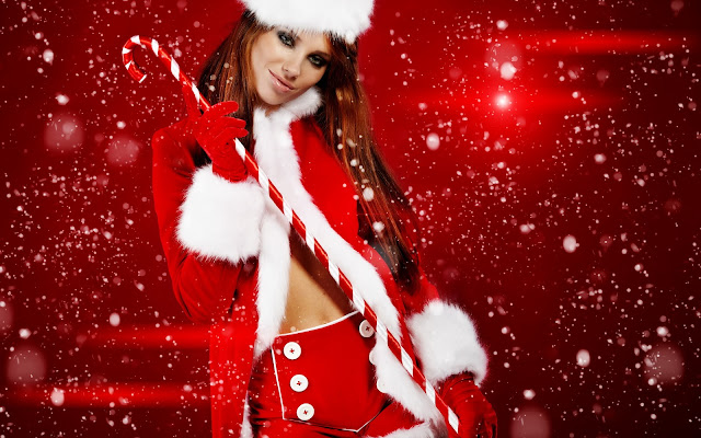 christmas santa costumes