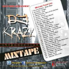 Introduction Mixtape - Dj Krazy