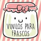 VINILOS PARA FRASCOS